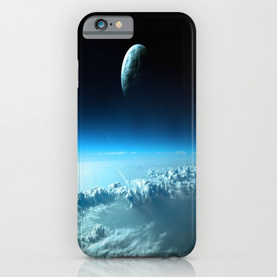 Outter Earth iPhone & iPod Case