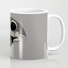 Space bath Mug