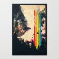 Nox Noctis Canvas Print