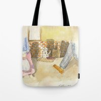 Please A Little Help! Tote Bag