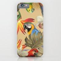 Birdland Print iPhone 6 Slim Case