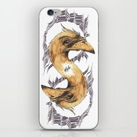 SAINT BIRD OF PARADISE  iPhone & iPod Skin