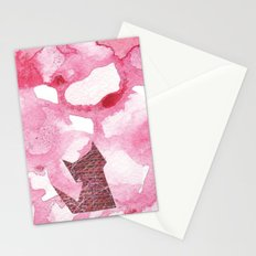 Origami Cat 2 Stationery Cards