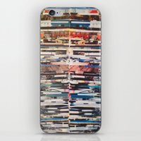 STRIPES 24 iPhone & iPod Skin