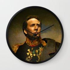 Nicolas Cage - Replacefa… Wall Clock