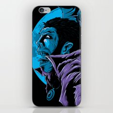 Lament of the Vampyre iPhone & iPod Skin
