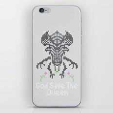 Xenobroidery iPhone & iPod Skin