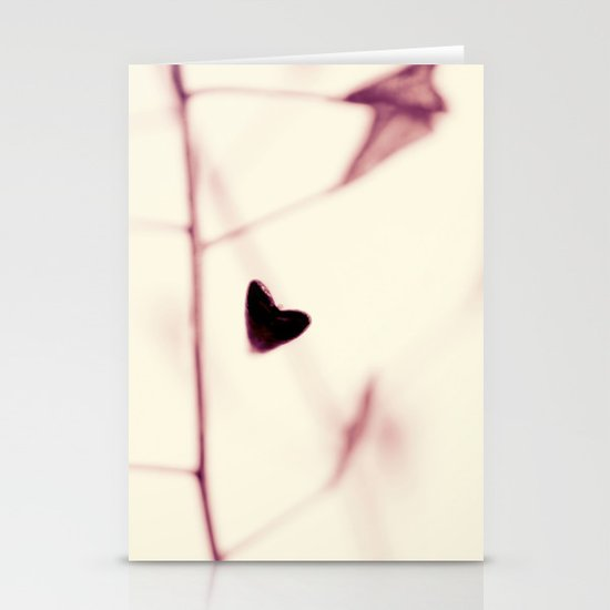 nature's little sweet hearts Stationery Card