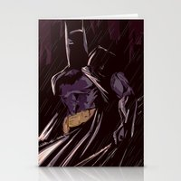 Darkest Knight Stationery Cards