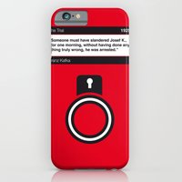 No013 MY The Trial Book … iPhone 6 Slim Case