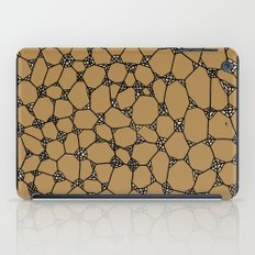 Yzor pattern 006-2 kitai beige iPad Case