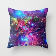 Throw Pillow featuring Astral Nebula by Starstuff