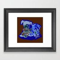 Chain of Fools Framed Art Print