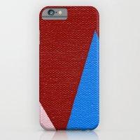 Blue Triangle iPhone 6 Slim Case