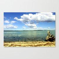 King Lake - Australia Canvas Print