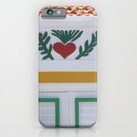 We Heart Green And Yello… iPhone 6 Slim Case
