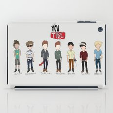 Youtube Boys  iPad Case