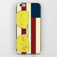 Flag Phone Case iPhone & iPod Skin