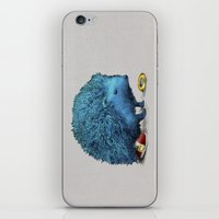 Sonic (color Option) iPhone & iPod Skin