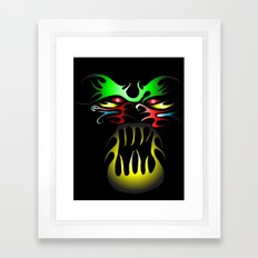 Tatoo-2 Framed Art Print