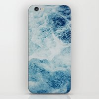 Sea Splash iPhone & iPod Skin