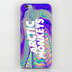 Psychedelic Arctic Monke… iPhone & iPod Skin