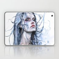 Obstinate Impasse Laptop & iPad Skin