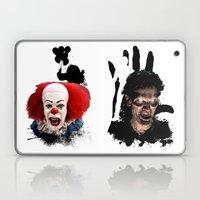 Evil Ash: Monster Madness Series Laptop & iPad Skin