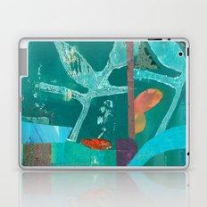 Turquoise Repeat Laptop & iPad Skin