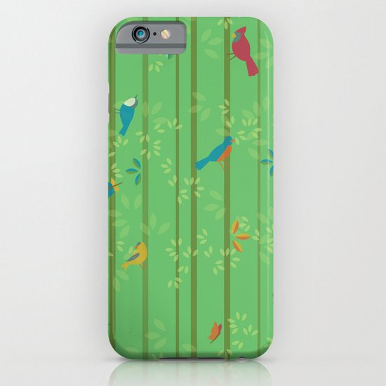 Hello Birdies iPhone & iPod Case