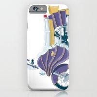 Batgirl's bike iPhone 6 Slim Case