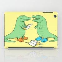 Crocs iPad Case