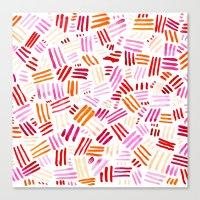 pattern Canvas Print