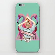 You Got That Vibe. iPhone & iPod Skin