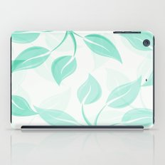 Mint and Frosty iPad Case