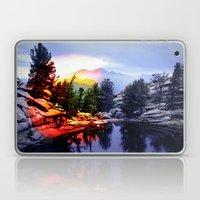 Colorado Flag/Landscape Laptop & iPad Skin