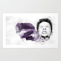 In The Flesh Pt. 2 Art Print