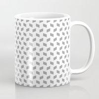 rhombus bomb in alloy Mug