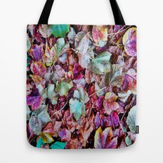 Autum Leaves Tote Bag