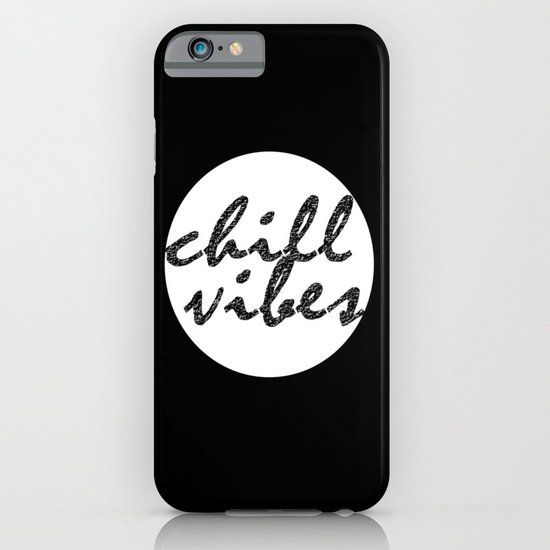 Chill Vibes iPhone & iPod Case