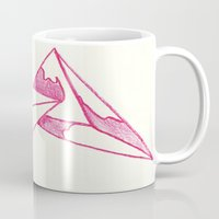 CRAYON LOVE: Strawberry … Mug
