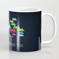 Invader Boss Mug