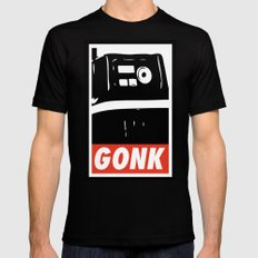 OBEY the Gonk Mens Fitted Tee Black SMALL