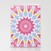 Kaleidoscope #1 Stationery Cards