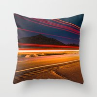 South Of Phoenix Throw Pillow