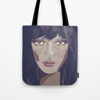 I Am And I Am Not (Vacan… Tote Bag
