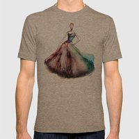 Julianne Moore   Prima B… Mens Fitted Tee Tri-Coffee SMALL