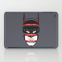 Defrag Man iPad Case