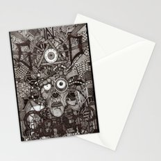 In God We Rust  Stationery Cards