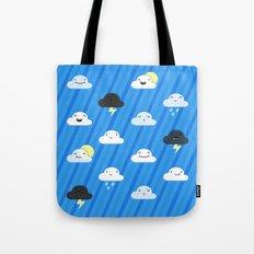 Forecast Feelings Tote Bag